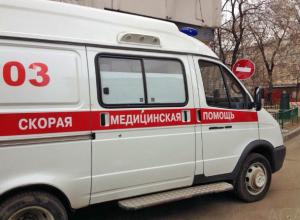 Молодые девушки пострадали в Ростове после тарана мини-погрузчика «Ладой»