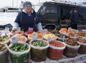 Продукты по ценам ниже рыночных стали покупать ростовчане на «цивилизованных» ярмарках