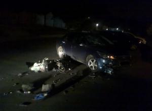 В Ростовской области за ночь разбились два скутериста и мотоциклист