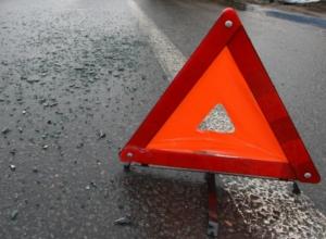 В ДТП под Аксаем один человек погиб, трое госпитализированны