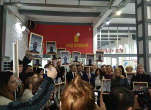 Родственники арестованных и осужденных бизнесменов провели свой «Бессмертный полк» в Ростове