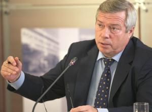Губернатор Голубев рухнул в рейтинге влияния глав регионов после пожара в Ростове