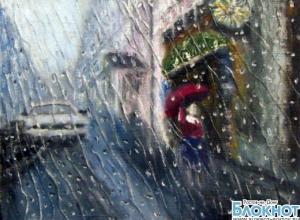 В Ростовской области ожидаются ливень, град и шквалистый ветер до 22 м/с