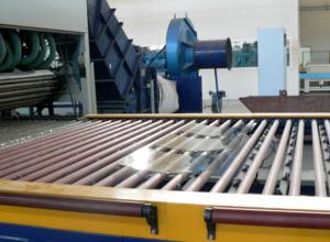 Крупный завод по производству посуды из гнутого стекла начал работу в Ростовской области