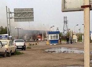 Третий день закрыта граница из-за сожженного украинского пункта пропуска Изварино вблизи Ростовской области