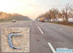 Замглавы Матвеево-Курганского района насмерть сбил пешехода, а потом скрылся с места аварии