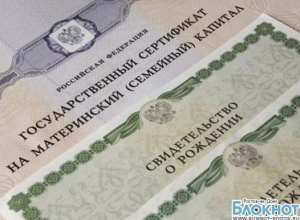 Минтруд предложил тратить материнский капитал на открытие бизнеса, Минэкономразвития – против