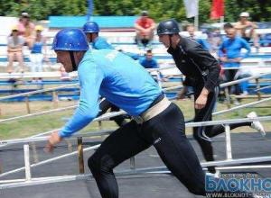 В Ростове стартовал Чемпионат по пожарно-прикладному спорту