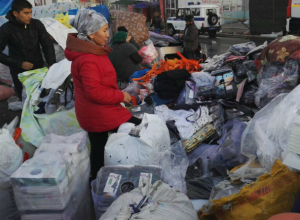 Сгоревший рынок «Темерник» снова заработал в Ростове