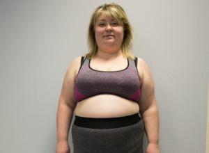 Набрала вес из-за большого стресса, - участница проекта «Сбросить лишнее» Юлия Теленкевич