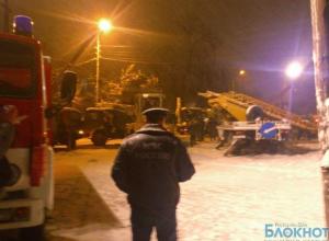 Следователи допрашивают руководителя компании, ответственного за строительство рухнувшего в Таганроге дома