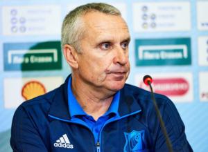 Тренера ФК «Ростов» оштрафовали за нарушение дисциплинарного регламента