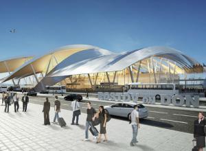 Аэропорт «Платов» получил разрешение на ввод в эксплуатацию пассажирского терминала от Росавиации