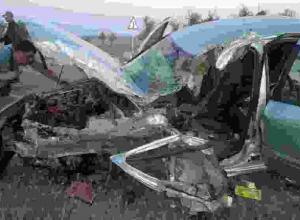 Байкер совершил ДТП в Ростовской области: 1 погиб, 7 ранено