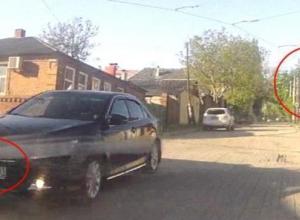Ростовчанин выложил в Сеть факты нарушений ПДД иномаркой с номерами «РОС»