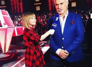 Ведущей нового сезона «Голос.Дети» стала девочка-вундеркинд из Ростовской области