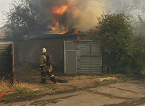 В БСМП до сих пор находятся семеро пострадавших в ужасном пожаре в центре Ростова
