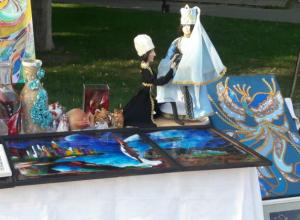 Ростовчане оценили работу донских дизайнеров в парке имени Октябрьской революции