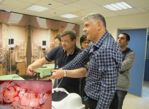 В ростовской клинике у больной раком трансплантировали детородный орган для рождения ребенка