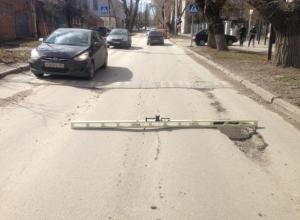 В Ростове-на-Дону мэрию через суд обяжут устранить ямы на дорогах