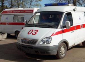 Пьяный дебошир устроил ужасный погром в машине скорой помощи Ростова