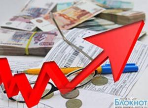 Ростовчан ждет новое повышение тарифов ЖКХ: с 1 июля оплата услуг увеличится на 15%