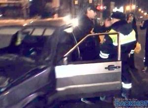 В Ростове водитель дал пощечину сотруднику ДПС, следователи изучают видео