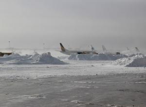 По факту массовой задержки рейсов в аэропорту Ростова проводится проверка