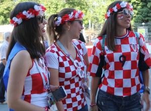 Русские мужчины клевые, даже когда пьяны! - хорватские красотки