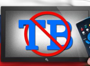 Петиция ростовчанина о деградации телевидения собрала более 25 тысяч подписей