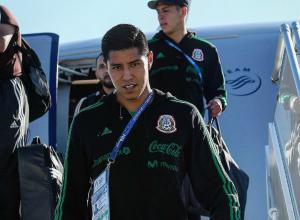 Помощи бога попросил футболист сборной Мексики в Ростове