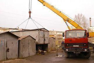 В Ростове сносят гаражи около стадиона «Локомотива»