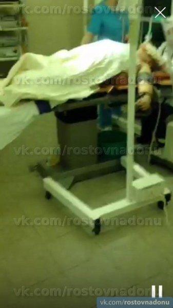 Трансляцию из операционной БСМП-2 вела студентка-санитарка