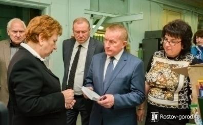 Промышленное производство Ростова выросло на 78%