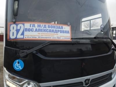Автобус-экскурсовод выехал на улицы Ростова
