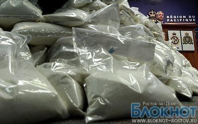 В Ростовской области задержаны члены ОПГ, распространявшие амфетамин