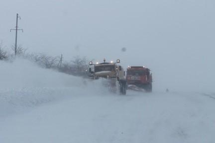 Внимание: ограничено движение на еще шести трассах Ростовской области