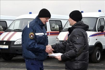На Дону открылся новый поисково-спасательный отряд
