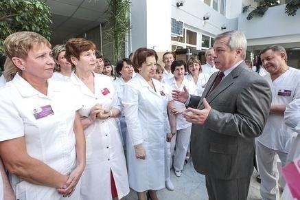 Дополнительные выплаты изрегионального бюджета получат 60 донских врачей