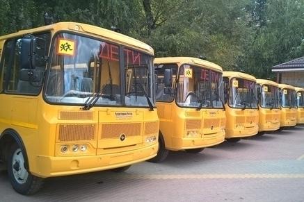 Ростовские школы получат новые автобусы