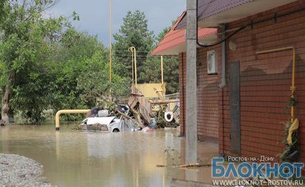 Жители Ростовской области оказались в зоне наводнения на Кубани