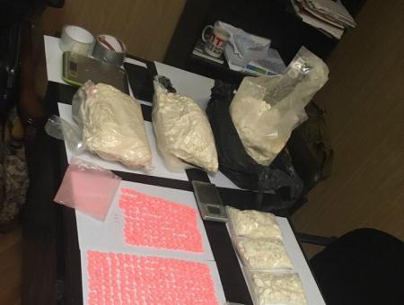 Ростовские полицейские задержали новгородца с «подарком» для местных наркоманов