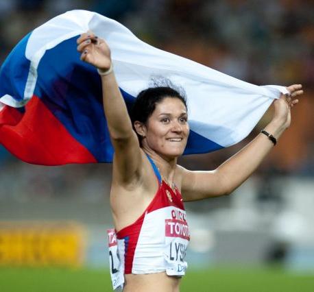 У ростовчанки Татьяны Лысенко отобрали золотую медаль Чемпионата мира