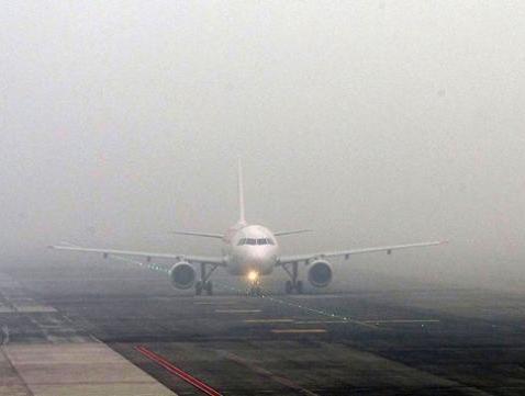 Сильнейший туман вРостовской области вызвал авиатранспортный коллапс ваэропорту «Платов»