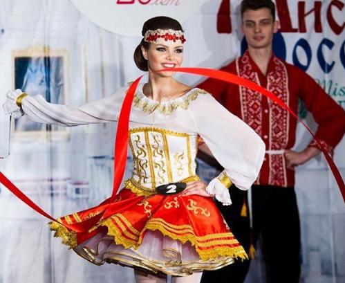 Ростовчанка Нунэ Кобяцкая стала самой красивой замужней дамой РФ