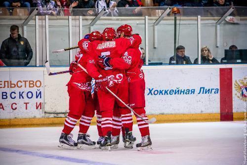 ХК «Ростов» прервал череду неудач