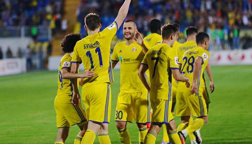 Банан, брошенный на поле во время матча «Ростов» – ПСВ, мог привести к наказанию от UEFA