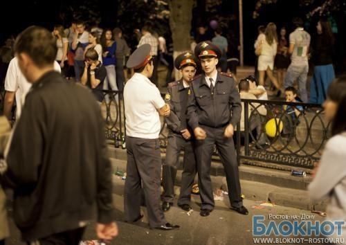 В День города в Ростове-на-Дону задержали 145 человек