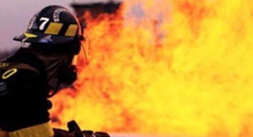 ВРостове впроцессе пожара умер мужчина