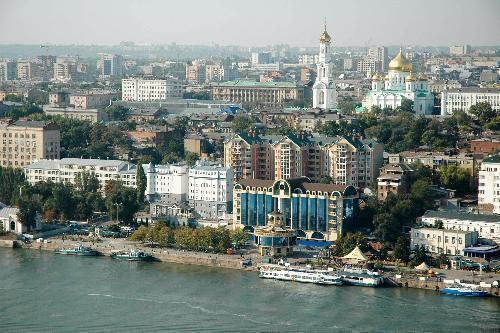 ВРостове-на-Дону разработали инвестиционный паспорт города
